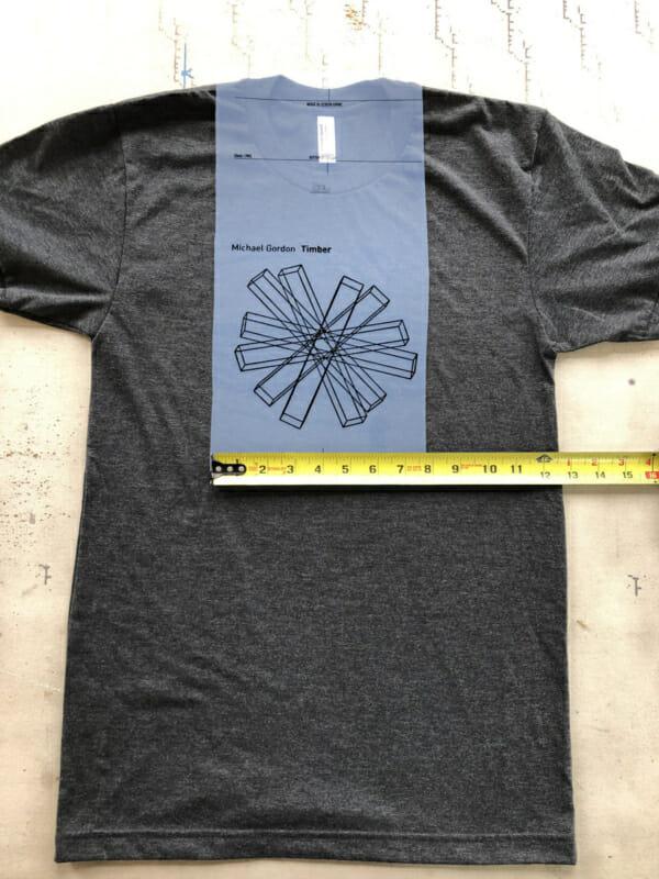Timber T-shirt