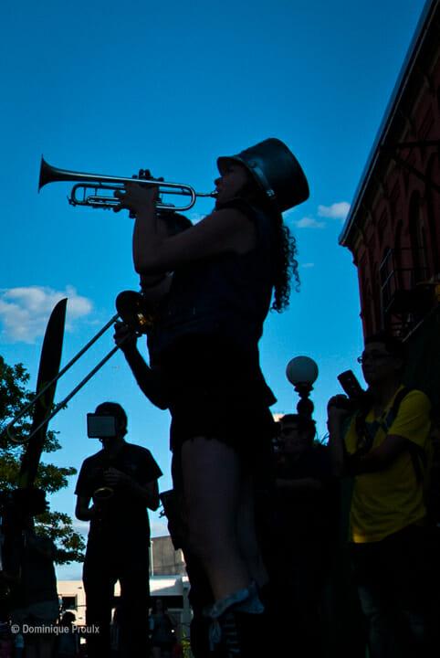 Asphalt Orchestra @ Make Music New York New York New York
