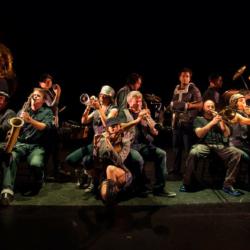 Asphalt Orchestra @ The Metropolitan Museum New York New York
