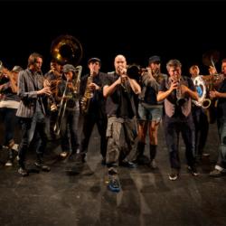 Asphalt Orchestra: Unpack the Elephant New London Connecticut