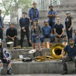 Bang on a Can @ The Jewish Museum: Asphalt Orchestra New York New York