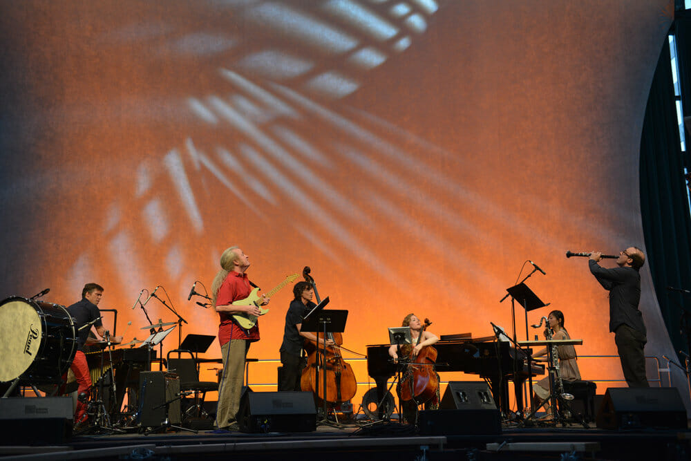 Bang on a Can All-Stars perform Brian Eno's Music for Airports Burlington Vermont