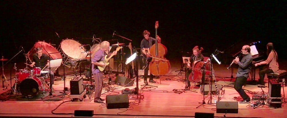 Bang on a Can All-Stars perform Field Recordings in Istanbul Istanbul