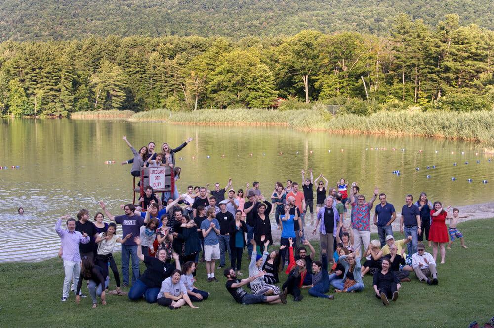 Bang on a Can Summer Music Festival @ MASS MoCA North Adams Massachusetts