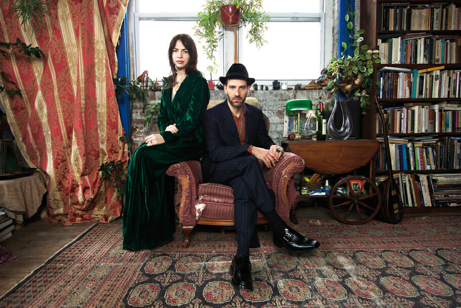 Bang on a Can and the Jewish Museum present La Mar Enfortuna New York New York