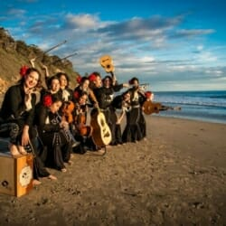Bang on a Can and the Jewish Museum present Mariachi Flor de Toloache New York New York