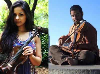Bang on a Can at the Noguchi Museum - Trina Basu and Arun Ramamurthy Quartet Long Island City New York