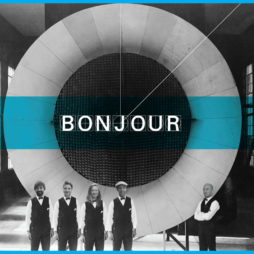 Bang on on a Can and the Jewish Museum present - Bonjour New York New York