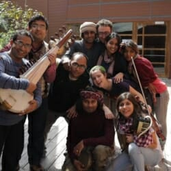 Dosti Music Project: India