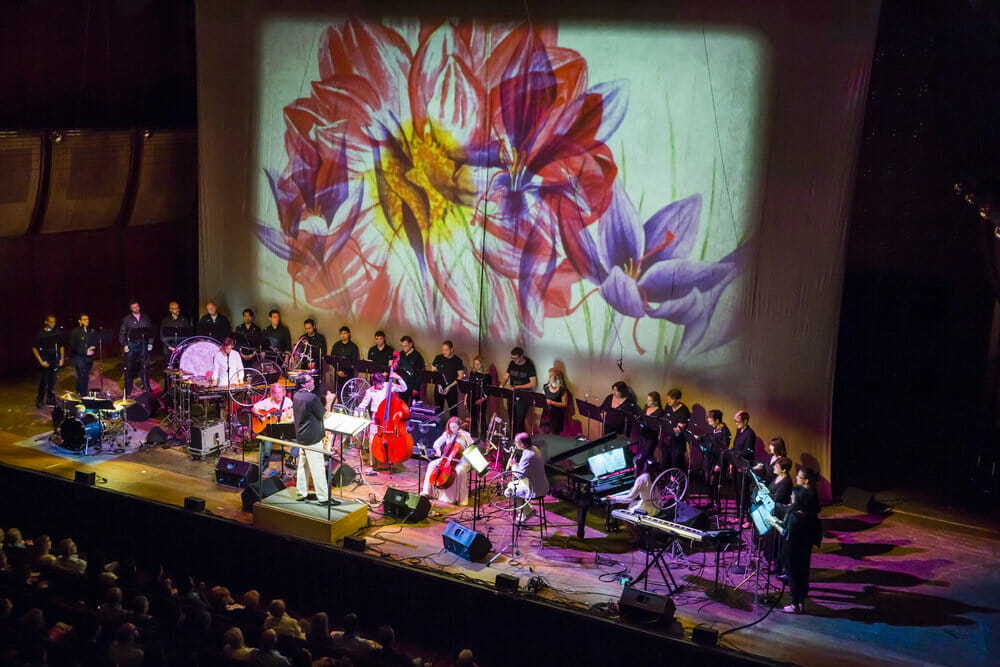 Julia Wolfe's Anthracite Fields performance in Coal Country - Penn State University Park Pennsylvania