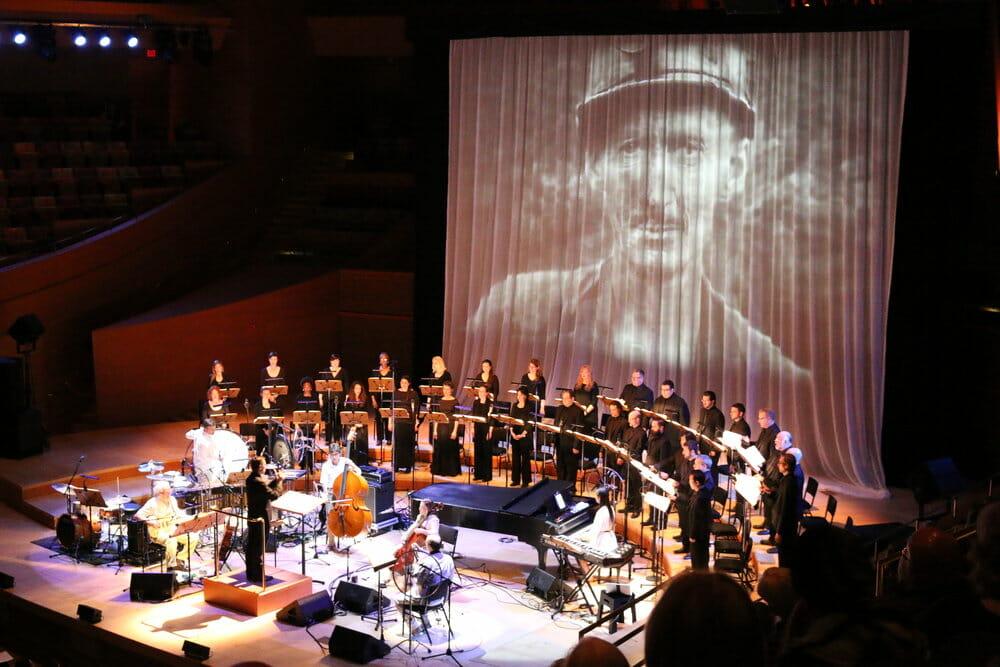 Julia Wolfe's Anthracite Fields with Cappella Amsterdam Gronigen