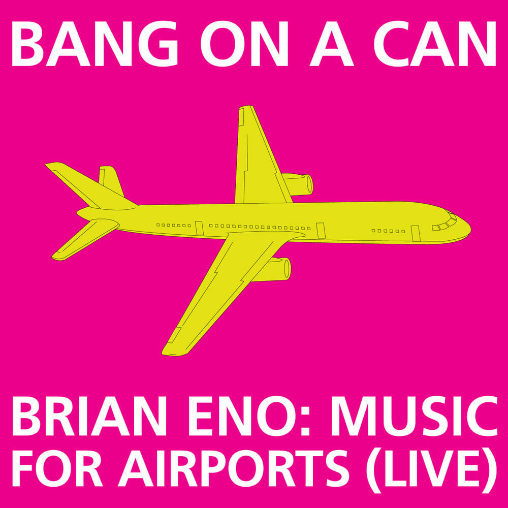 Music for Airports at San Diego International Airport