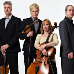 Smith Quartet Plays Bang on a Can London