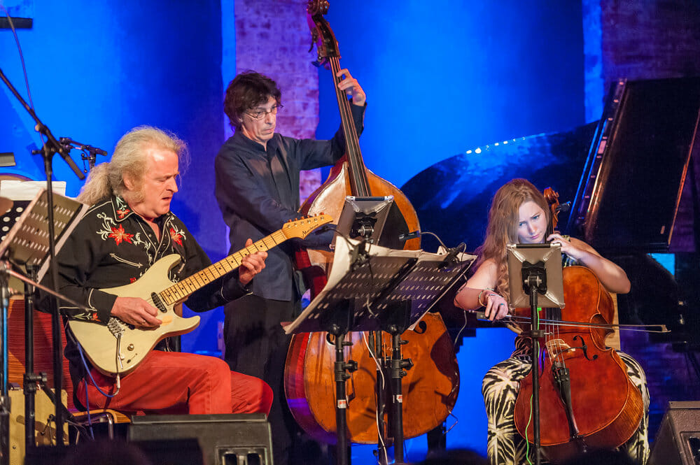 Bang on a Can All-Stars at the Cello Biennale in Amsterdam Amsterdam