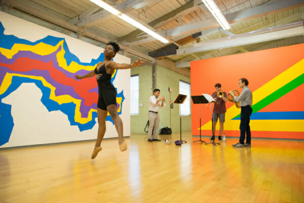 Bang on a Can Summer Music Institute at MASS MoCA - Residency program North Adams Massachusetts