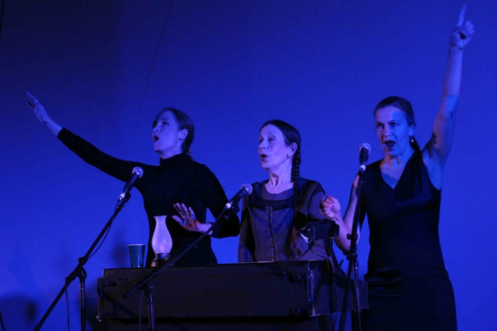 Bang on a Can and Jewish Museum present Meredith Monk New York New York