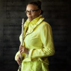Bang on a Can and The Jewish Museum present: Nicole Mitchell and the Matape trio New York New York