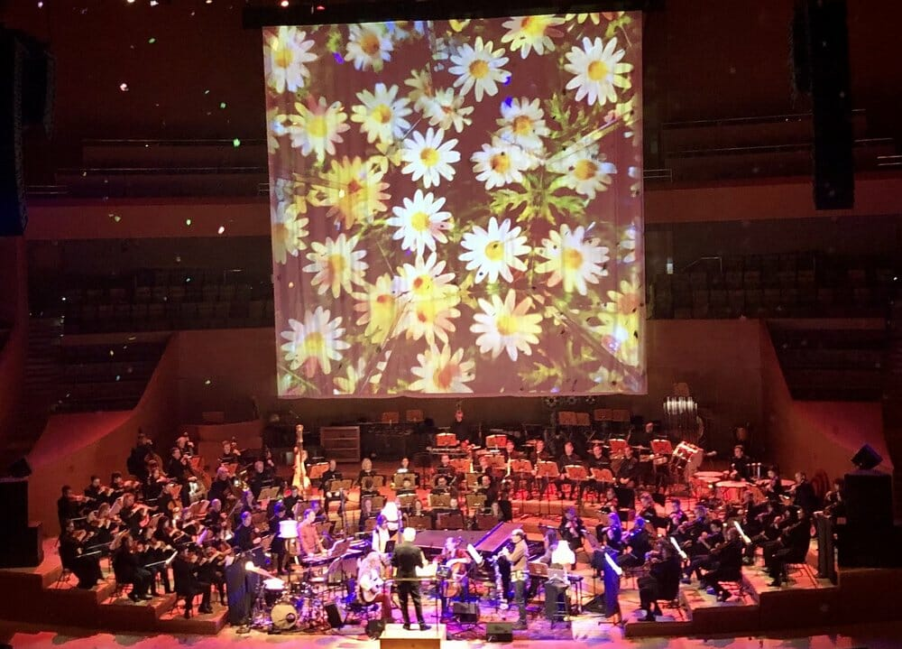 Julia Wolfe's Flower Power with RTE Concert Orchestra Dublin