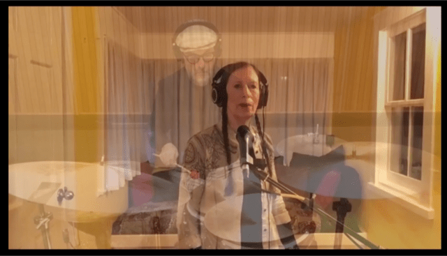 Bang on a Can at the Noguchi - Meredith Monk & John Hollenbeck Duet Behavior 2020
